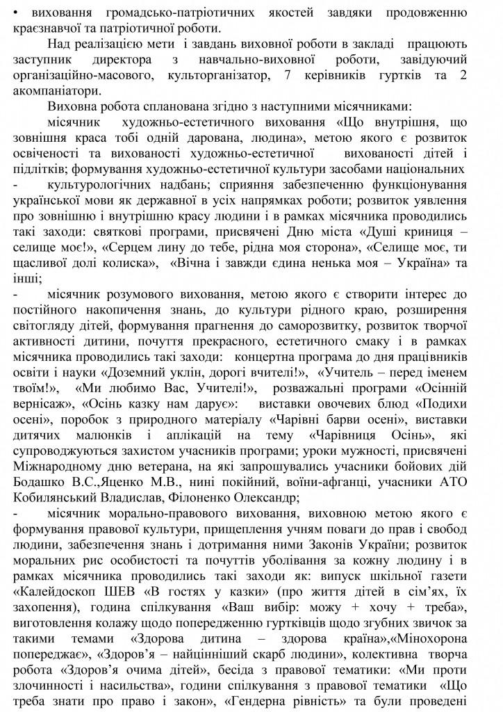 Довідка УОКМР про результати державної атестації ШЕВ В гостях у казки-25